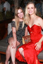 January Jones – Maison St-Germain Event in Malibu