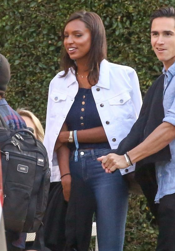 Jasmine Tookes - Spends Her 4th of July at Nobu for the Bootsy Bellows Party in Malibu