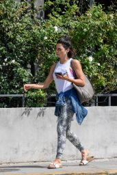 Jenna Dewan - Out in West Hollywood 07/16/2018