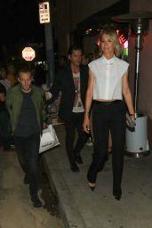Jenna Elfman and Bodhi Elfman - No Vacancy Nightclub in Hollywood 07/27/2018