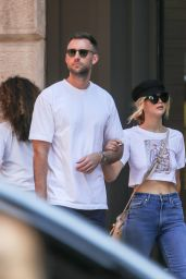Jennifer Lawrence and Cooke Maroney in NYC 07/30/2018