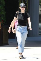 Jennifer Lawrence - Out in Westwood 07/23/2018