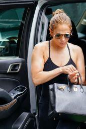Jennifer Lopez Out in New York 07/30/2018