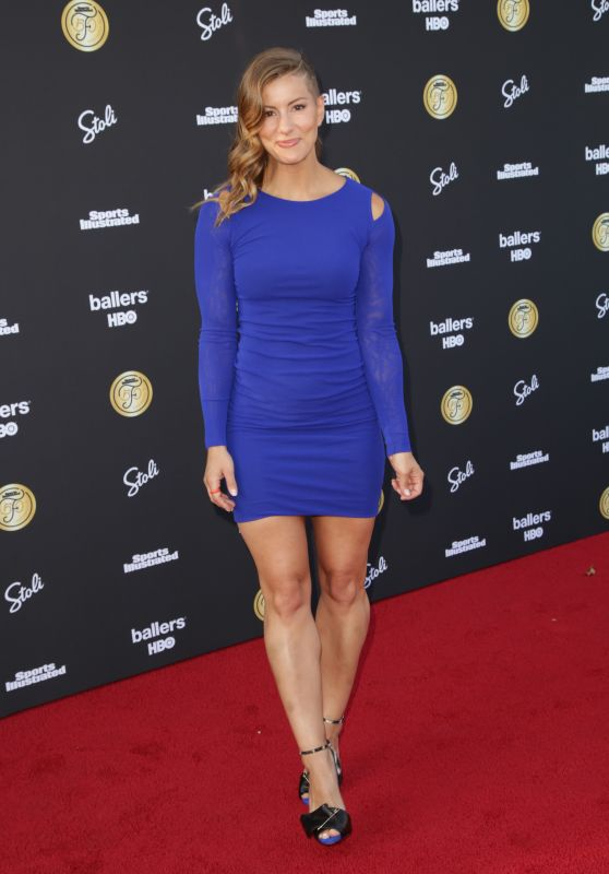 Jennifer Widerstrom - SI Fashionable 50 in Los Angeles