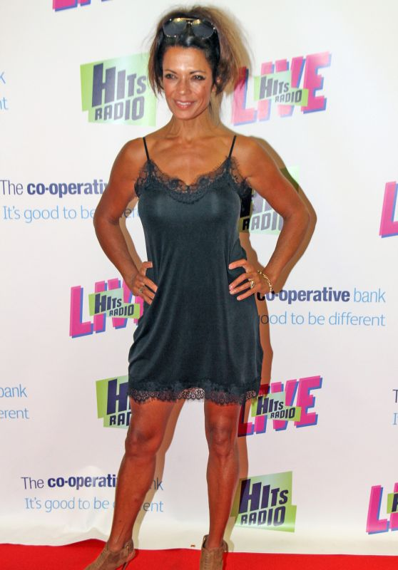 Jenny Powell – The Hits Live 2018 Concert at Manchester Arena