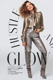 Jessica Alba - InStyle Australia August 2018