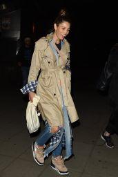 Jessica Biel - Arriving at Annabel