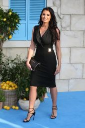 """Jessica Wright – """"Mamma Mia: Here We Go Again"""" Premiere in London"""