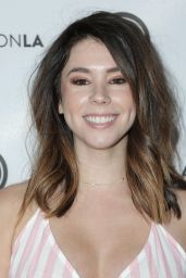 Jillian Rose Reed – Los Angeles Beautycon Festival 2018
