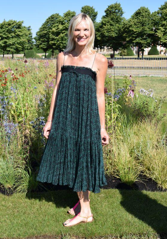 Jo Whiley – 2018 Hampton Court Flower Show