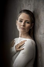 Jodie Foster - Photoshoot for Porter Edit July 06th 2018