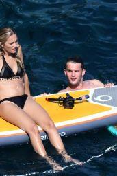 Jodie Spencer in Bikini - Positano 07/26/2018