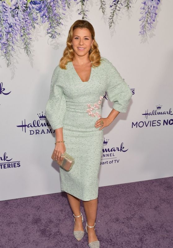 Jodie Sweetin – Hallmark Channel Summer TCA 2018 in Beverly Hills