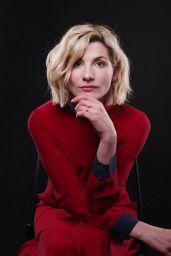 Jodie Whittaker – Variety Studio SDCC 2018