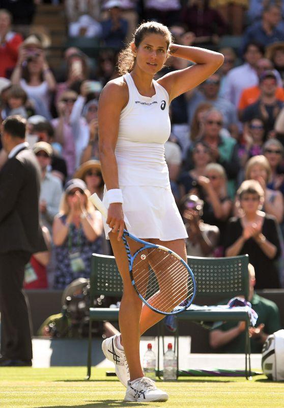Julia Görges – Wimbledon Tennis Championships in London, Day 8