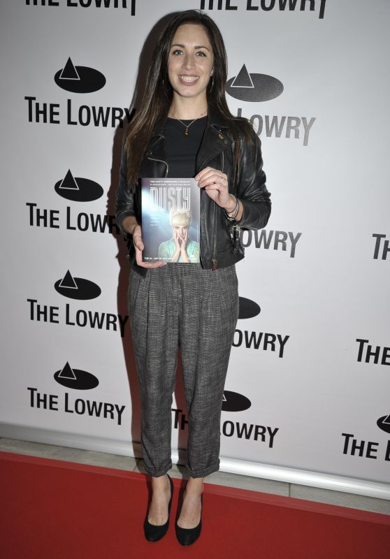 """Julia Goulding - """"Dusty"""" Press Night in Manchester"""