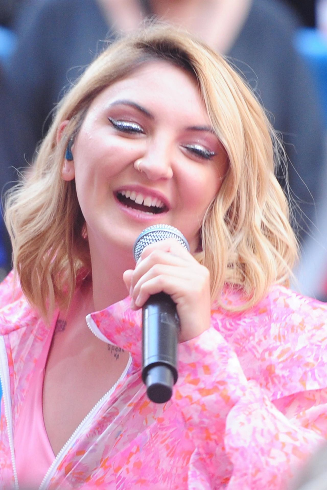 Julia Michaels Citi Concert Series On The Quot Today Quot Show