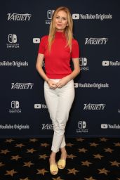 Justine Lupe – Variety Studio at 2018 SDCC, Day 2