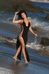 Kaili Thorne - Photoshoot for 138 Water in Malibu 07/30/18