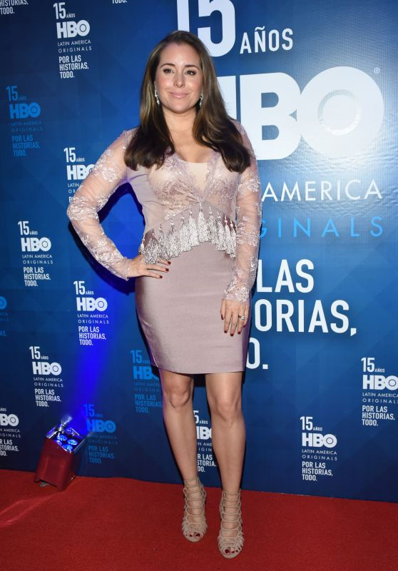 Karyme Lozano – 2018 HBO Latin America in Mexico City