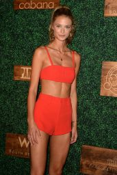 Kate Bock – 2018 SI Swimsuit Show in Miami