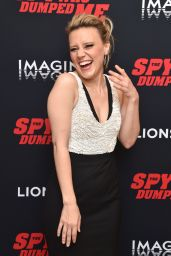 "Kate McKinnon – ""The Spy Who Dumped Me"" Screening in New York"