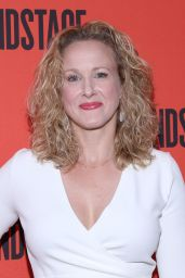 Katie Finneran – Mary Page Marlowe Off-Broadway Opening Night in New York