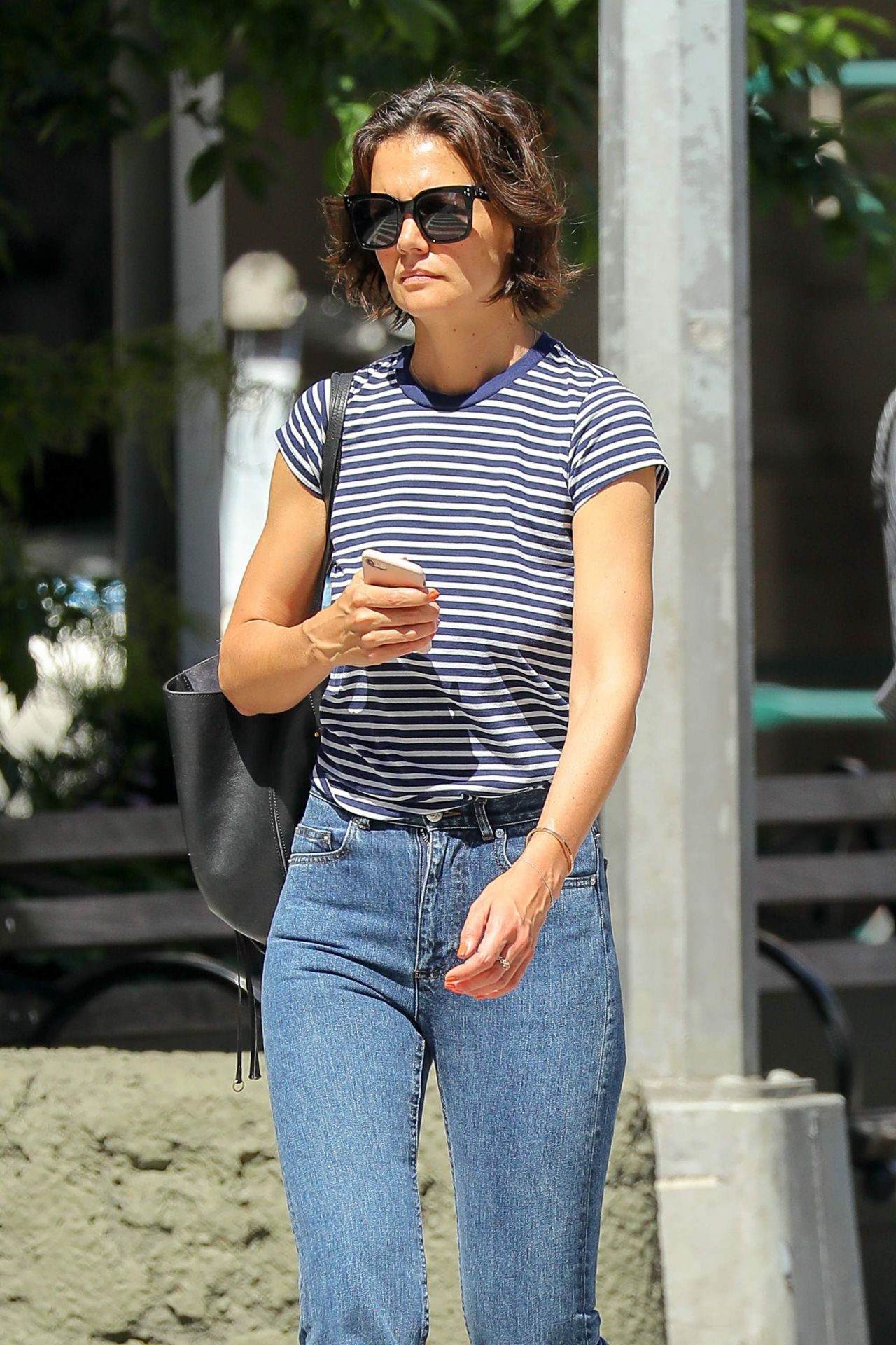 Katie Holmes - Out in ...