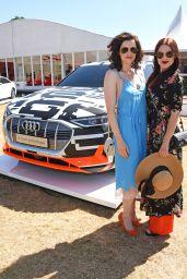 Katie McGrath - Audi Polo Challenge in Ascot 06/30/2018