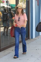 Katja Herbers - Shopping in the 90210 07/26/2018