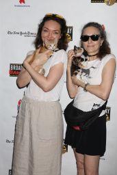 Katrina Lenk - Broadway Barks Animal Adoption Event in New York 07/14/2018