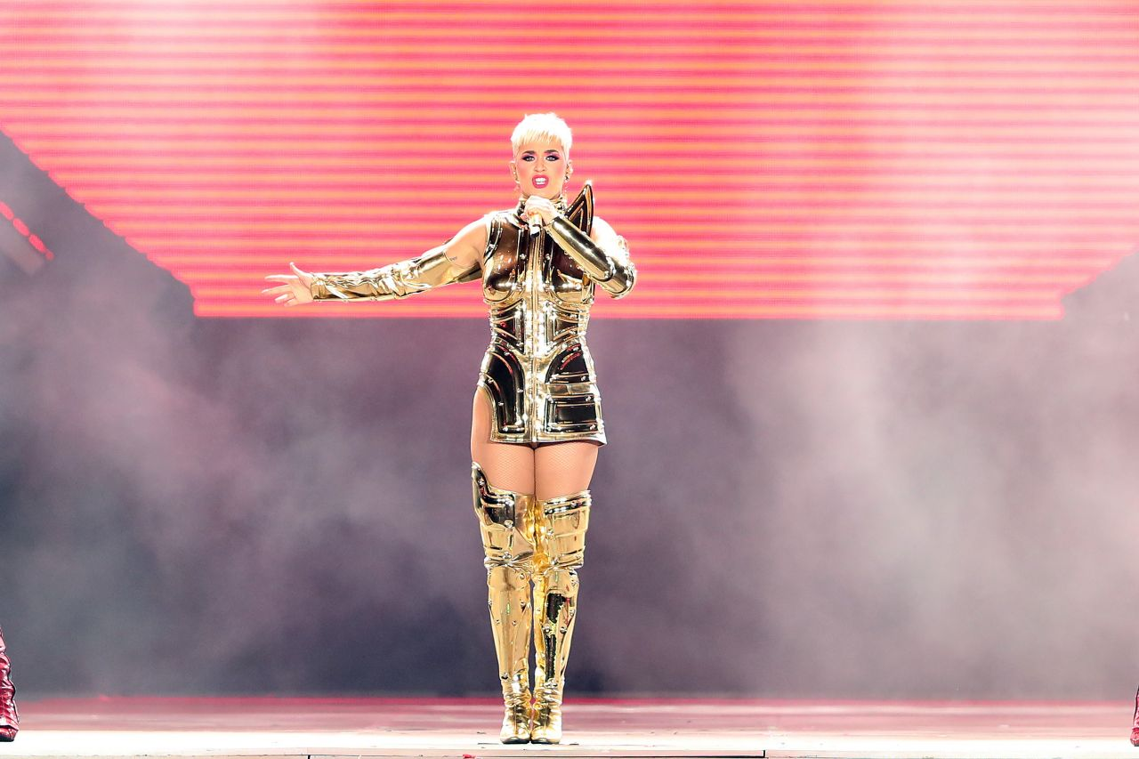 Katy Perry Performs At The Rock In Rio Lisboa 2018 Music