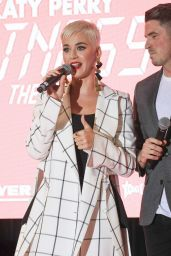Katy Perry - Q&A at Westfield in Australia 07/25/2018