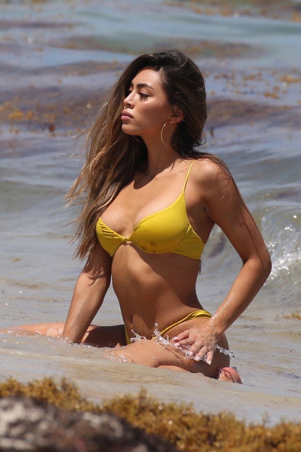 photo Britt rafuson bikini