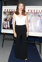 "Kelly Macdonald - ""Puzzle"" Premiere in Los Angeles"