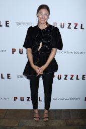 "Kelly Macdonald – ""Puzzle"" Screening in New York"