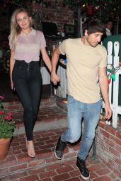 "Kelsea Ballerini - Leaving ""The Ivy"" Restaurant in LA"