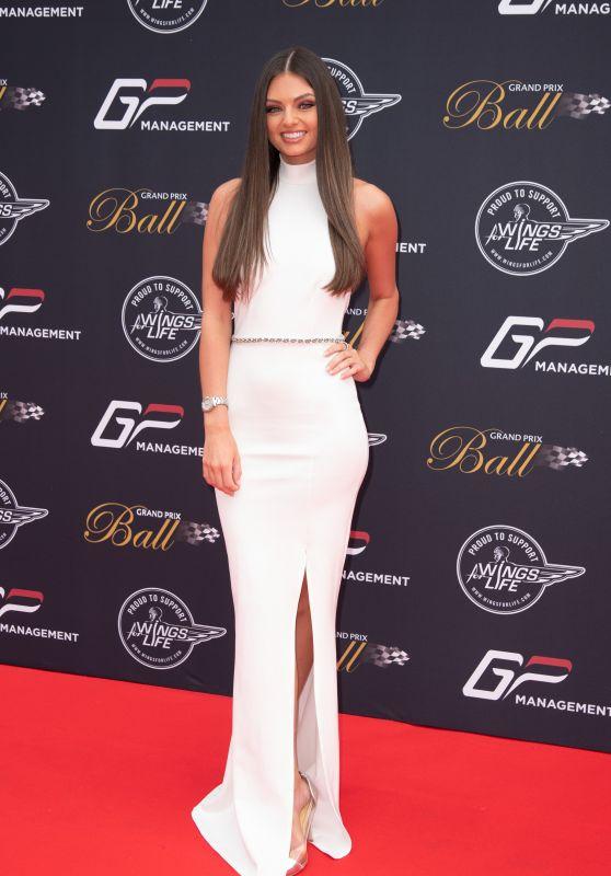 Kendall Rae Knight – Grand Prix Ball in London 07/04/2018