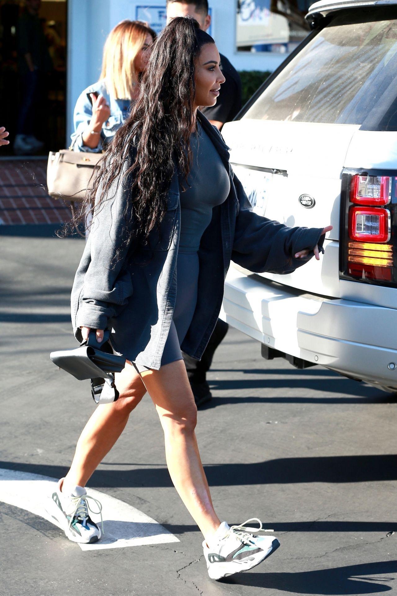kim kardashian shopping at barneys ny 07012018