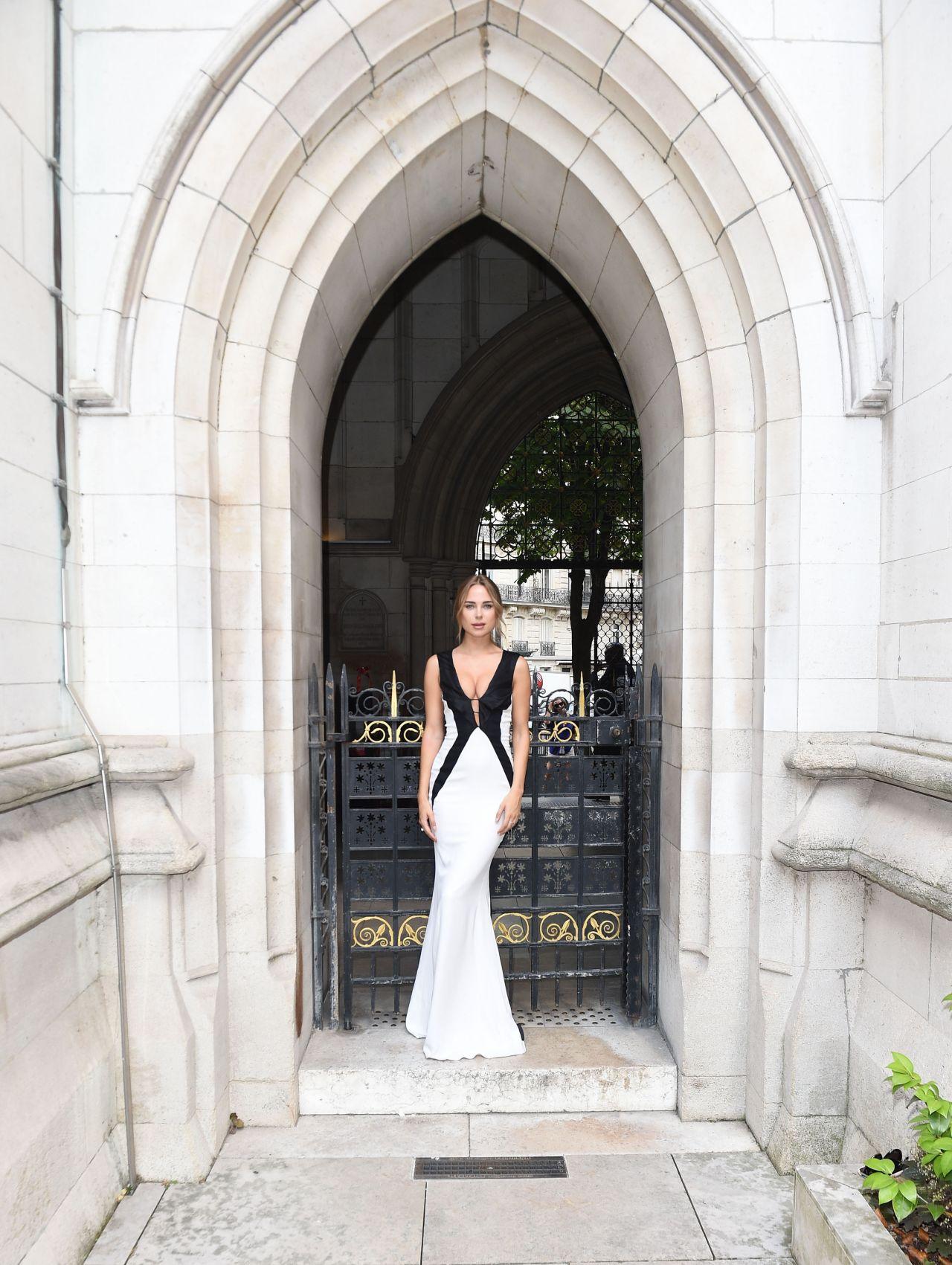 American Cathedral Paris Fashion Week