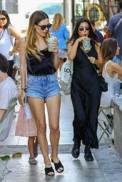 Kourtney Kardashian - Shopping at Eggy in LA 07/21/2018