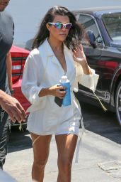 Kourtney Kardashian Style - Out in Beverly Hills 07/14/2018