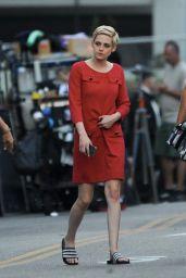 """Kristen Stewart - """"Against All Enemies"""" Set in Los Angeles 07/28/2018"""