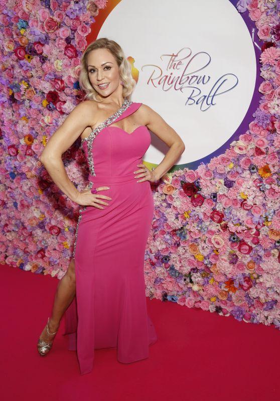 Kristina Rihanoff - Safety in Beauty Diamond Awards 2018 in London