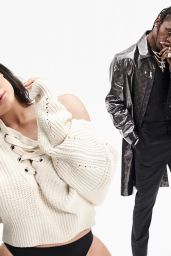 Kylie Jenner and Travis Scott - GQ Magazine August 2018