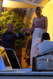 Kylie Minogue - Leaving La Fenice Theatre in Venice 07/25/2018