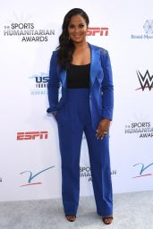 Laila Ali - 2018 Sports Humanitarian Awards in LA