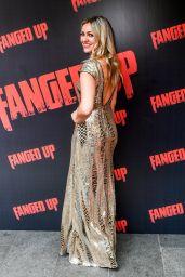 """Larissa Eddie – """"Fanged Up"""" Premiere in London"""