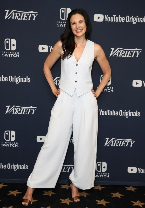 Laura Mennell – Variety Studio SDCC 2018