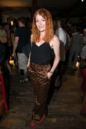 "Laura Pitt-Pulford - ""Spamilton"" Party, Press Night in London"